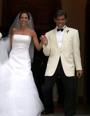 Geraldo Rivera Wedding