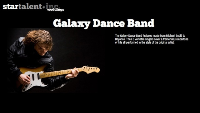 Galaxy Dance Band Star Talent inc