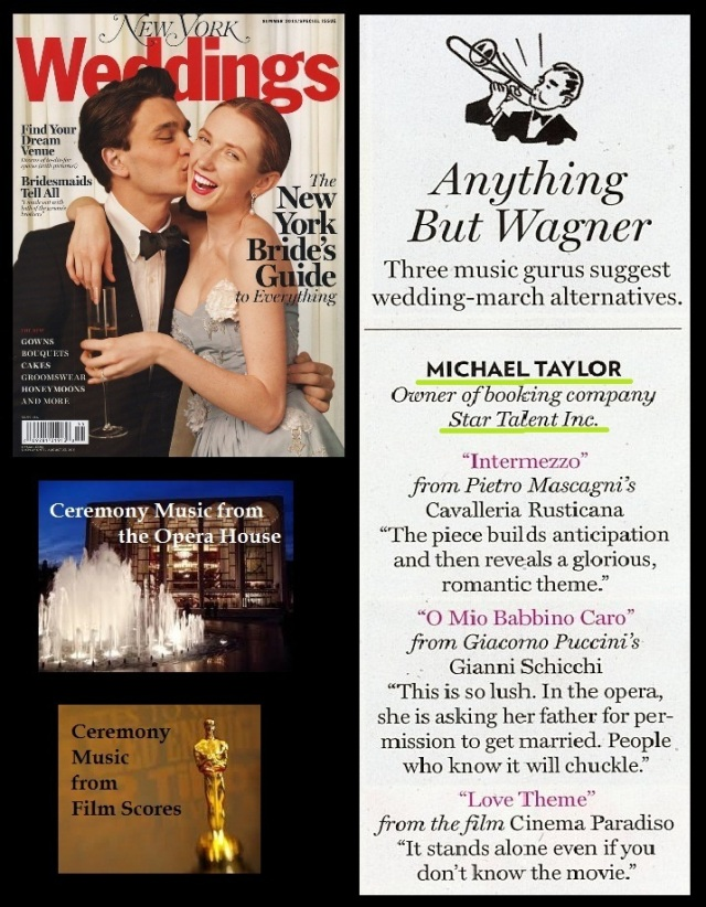 New York Magazine Weddings Issue Summer 2011