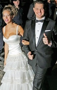 Buble Wedding