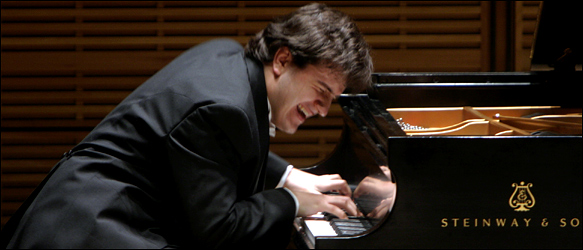 Pianist Gleb Ivanov Performed a Private Concert Performance