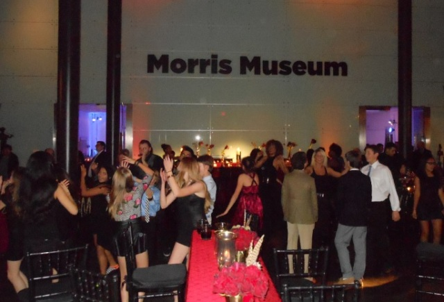 A Night at the Morris Museum