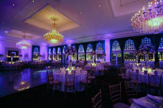 The Grand Ballroom at The Estate at Florentine Gardens